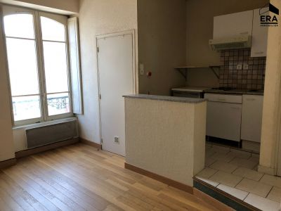 Appartement Rennes studio 18 m2